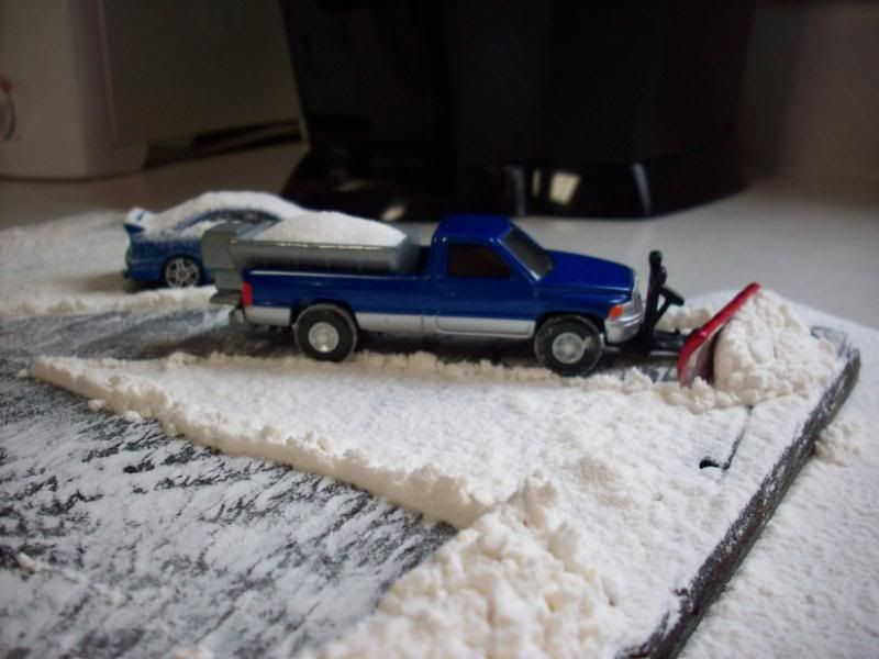 Image Result For 1 64 Scale Pickup With Snow Plow Snow Plow Farm Toys Toy Car