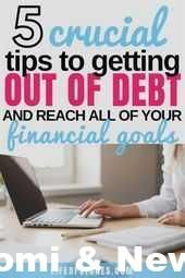 These 5 crucial tips to pay off debt will help you