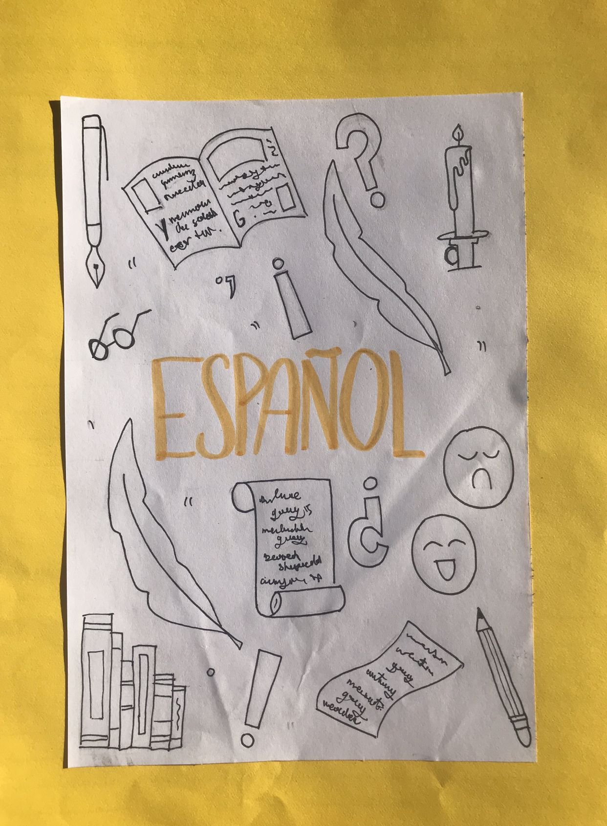 Portada Para Cuadernos De Espanol Portada De Espanol Portada De Cuaderno De Ciencias Portadas De Cuadernos