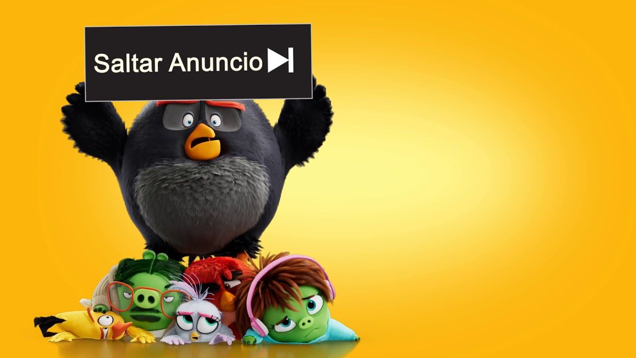 Angry Birds 2 - Pirámide de Bomb 8' -Sony Pictures - YouTube | Movie  posters, Movies, Poster