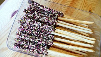 Image result for magic wands breadsticks and chocolate