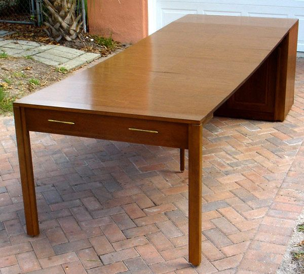 Dining Table With Hutch