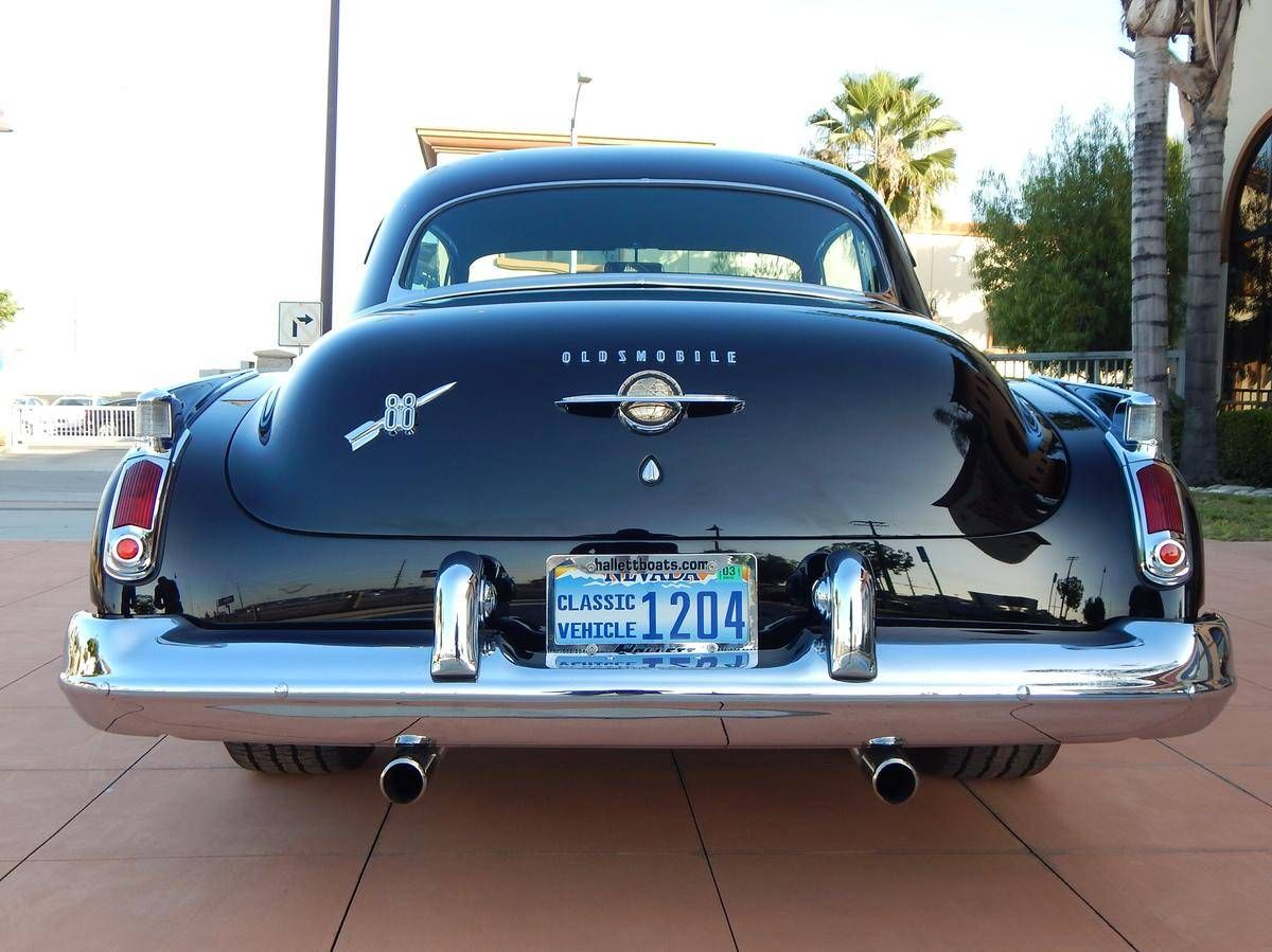 1950 oldsmobile 88 futuramic deluxe club coupe for sale 1858935 hemmings