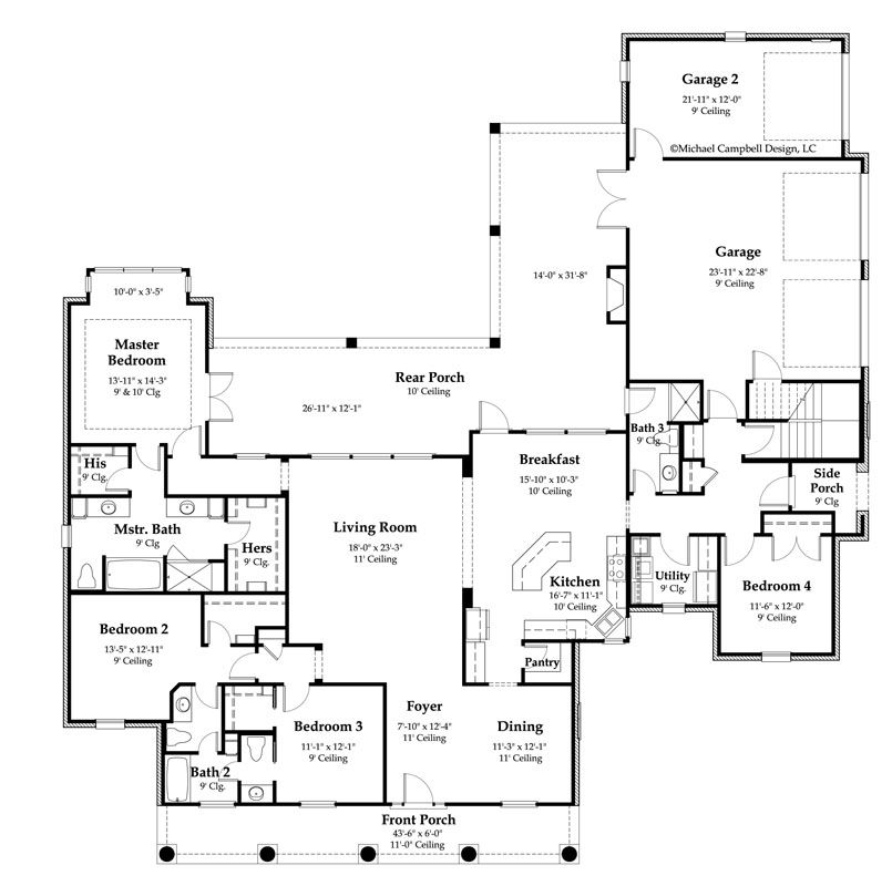 French Country House Plan Country French House Plan South Louisiana House Plans Our House Plans House Plans Family House Plans French Country House Plans