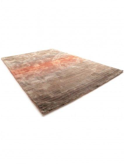 Teppich Moire Viscose Orange 200x290 cm Home \ deko Pinterest - wohnzimmer deko orange