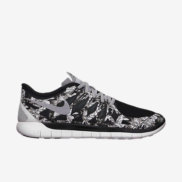 Nike Free 5.0 Print Men's Running Shoe