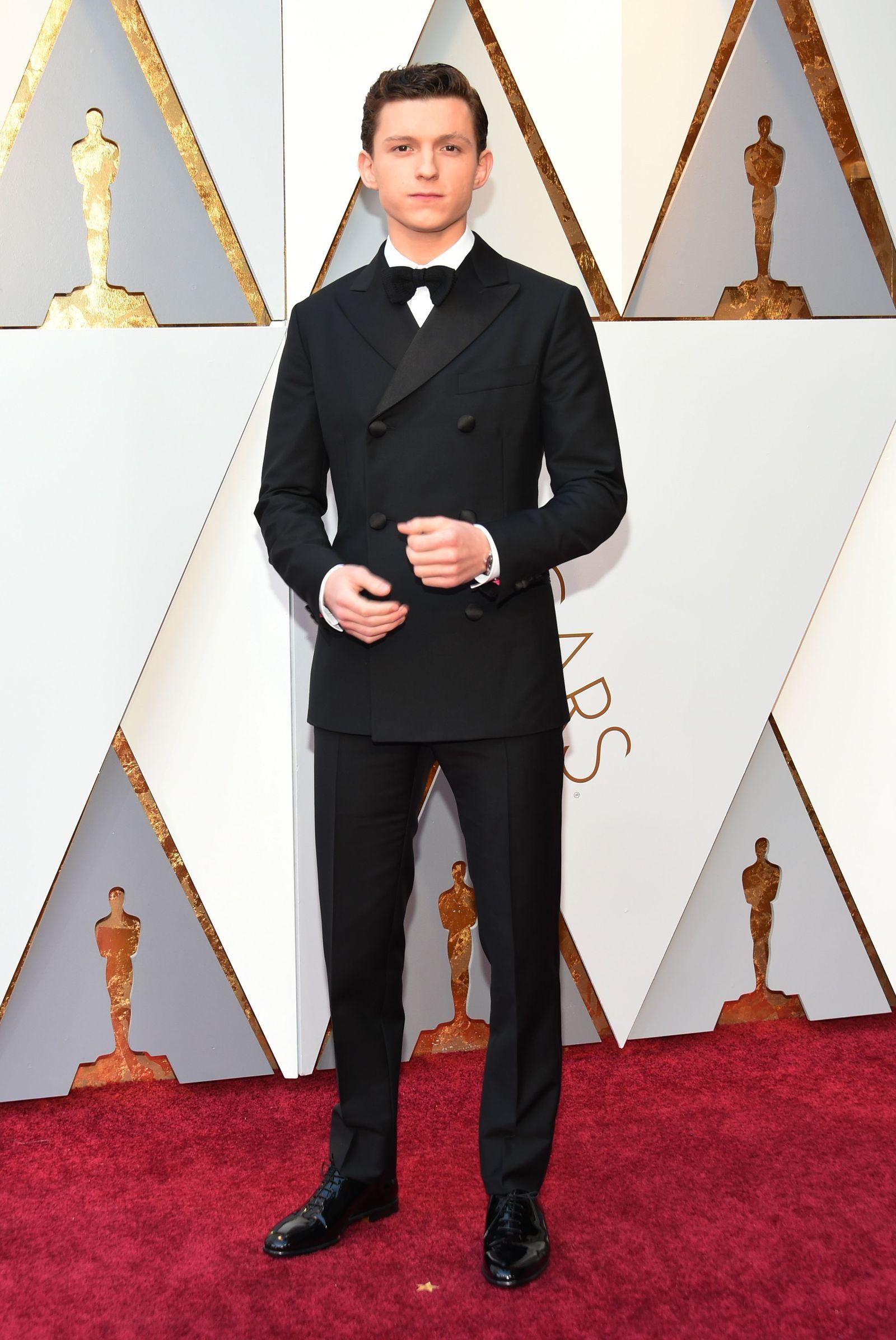 15+ Best dressed men oscars 2018 trends
