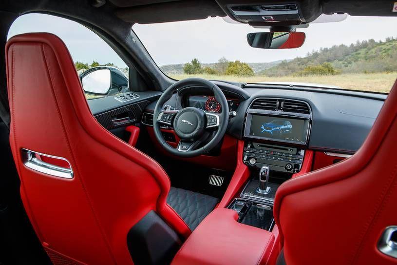 Jaguar F Pace 2020 Interior In 2020 Gear Stick Steering Wheel Jaguar