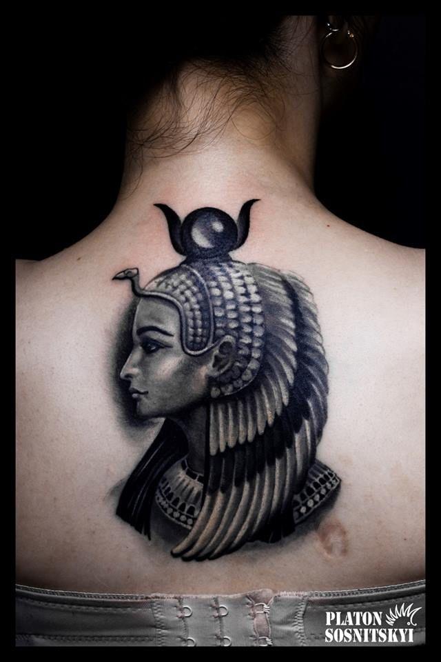 18 royal cleopatra tattoos tatouages pinterest tatouage gyptien tatouage et cl op tre. Black Bedroom Furniture Sets. Home Design Ideas