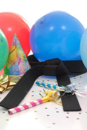 Champions Martial Arts in Appleton throws the Best Birthday Party in Town!