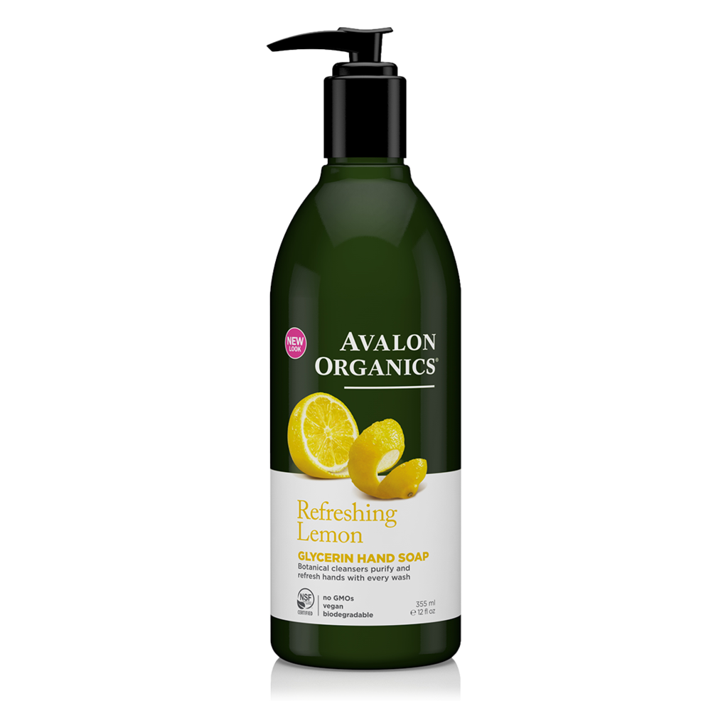 Lemon Hand & Body Lotion