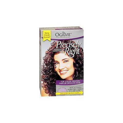 Perms Ogilvie Precisely Right Perm Color Treated Thin Or Delicate Hair Pack Of