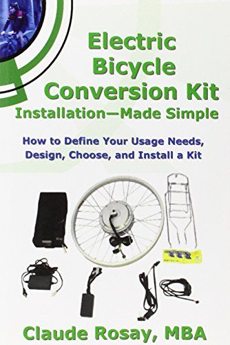 Electric Bicycle Conversion Kit Installation - Made Simple (How to - kleine u küche