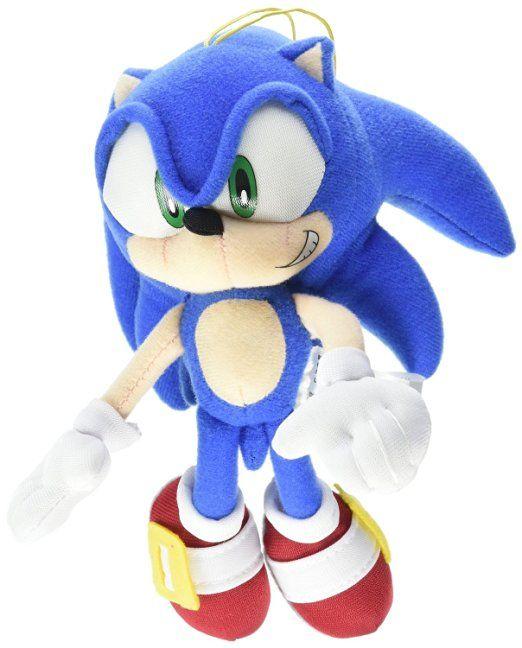 Amazon Com Pj S Toybox 25pcs Lot Sonic The Hedgehog Plush Toy Doll Key Chain