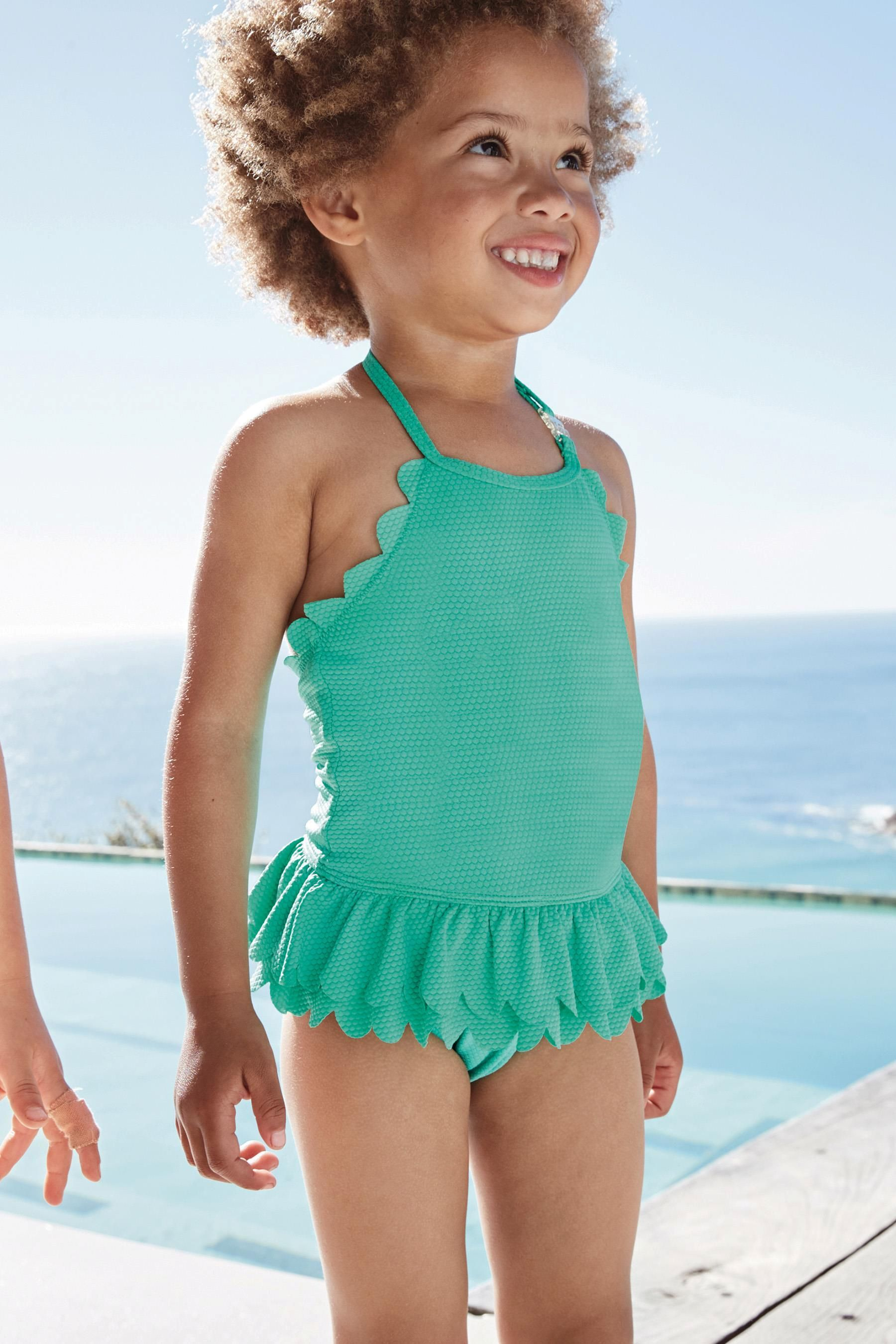 284816eb86 Buy Jade Skirted Swimsuit (3mths-6yrs) from the Next UK online shop ...