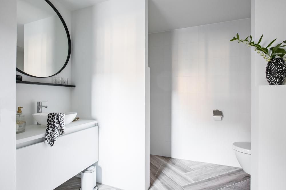Hotel chique badkamer eindresultaat inspiratie en ideeën