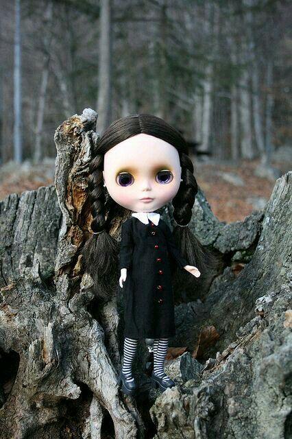 *Mercoledì Addams*