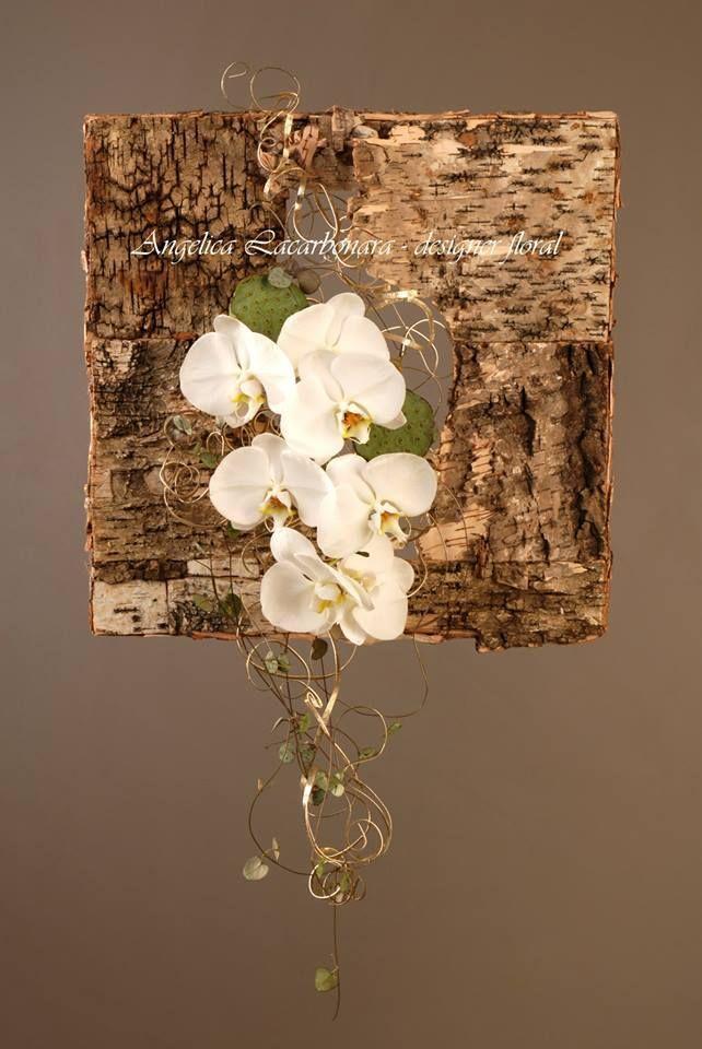 artist: Angelica Lacarbonara Flowers & Designer   DISEÑOS MODERNOS ...