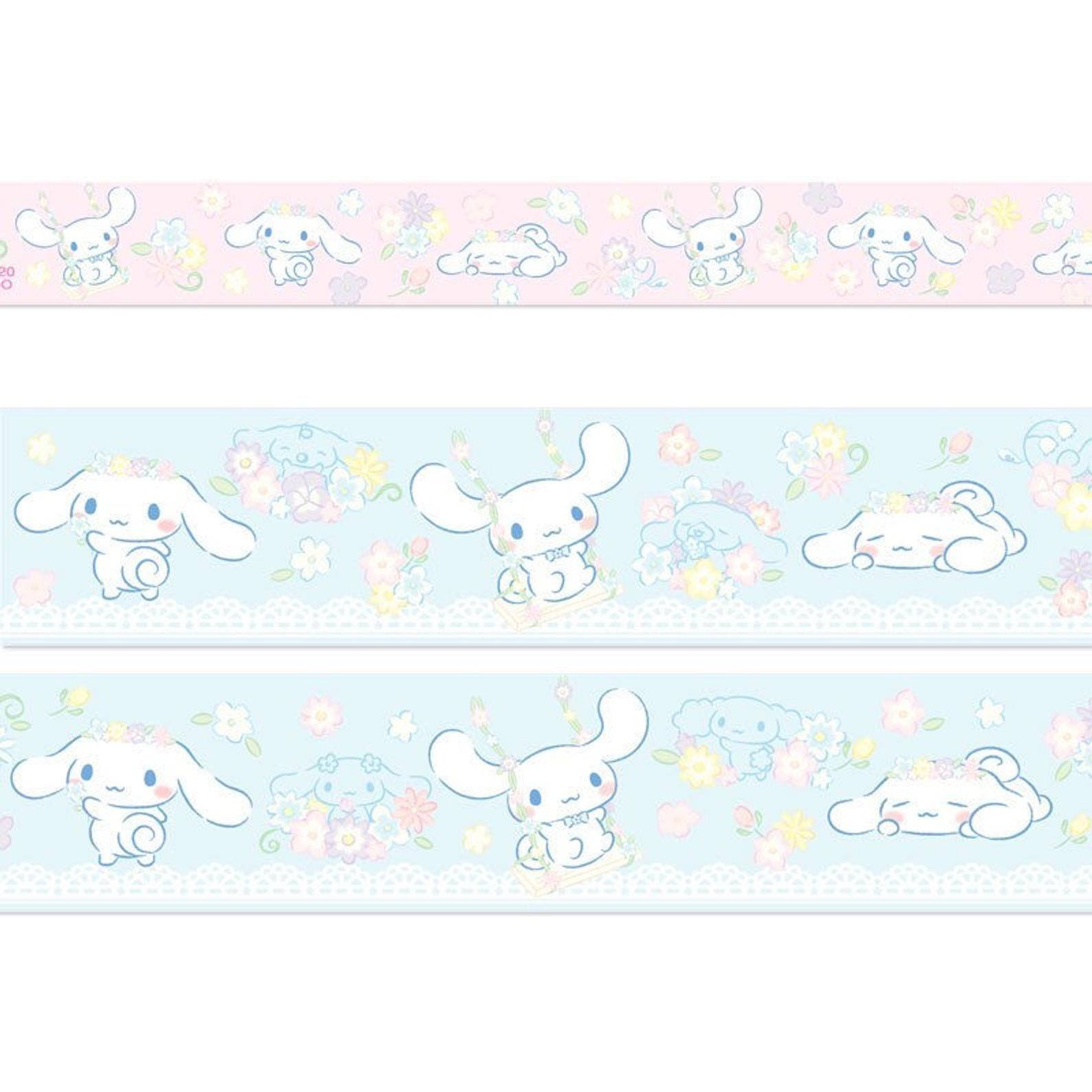Sanrio Japanese Washi Tape Paper Masking Tape Dog Etsy Cute Doodles Washi Tape Hello Kitty Photos