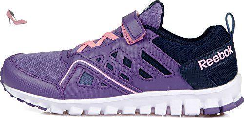 Realflex Fille Alt Multisport Violet 31 Reebok Chaussures Train F4Zxwd8d