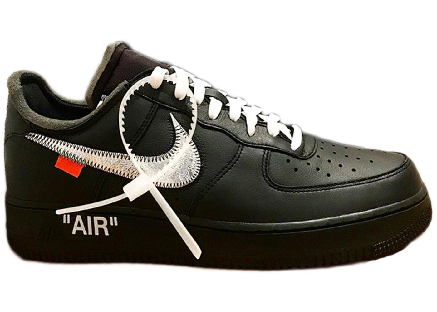 Nike Force 1 '07 Virgil x MoMA (No Socks) | Sneakers fashion