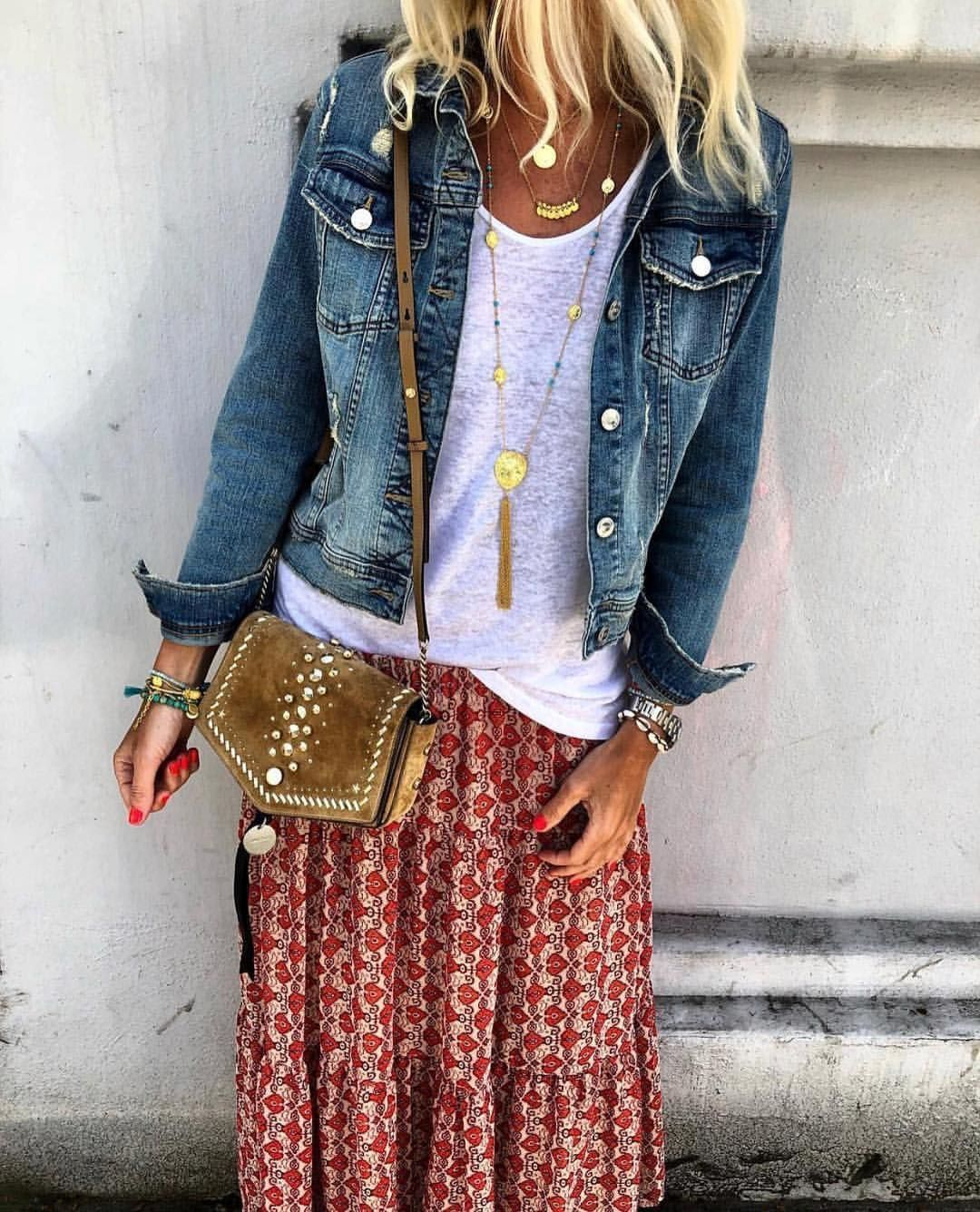 Cute casual outfit.   Fashion in 2019   Boho fashion, Fashion, Style a5d95c05d4a