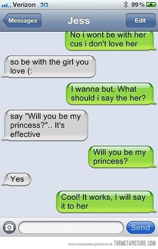 Flirty texts for her