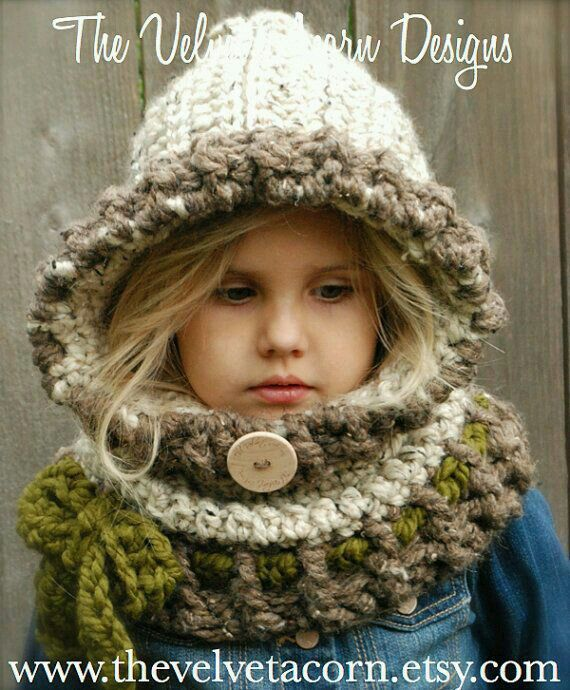 Pin de gloria fuentes hernandez en capuchas tejidas | Pinterest ...