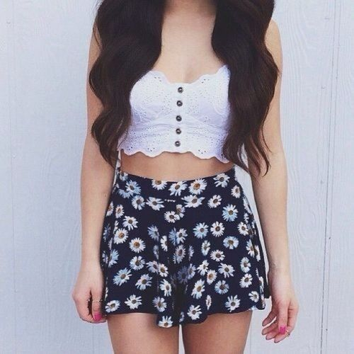 cute outfits with high waisted skirts tumblr www