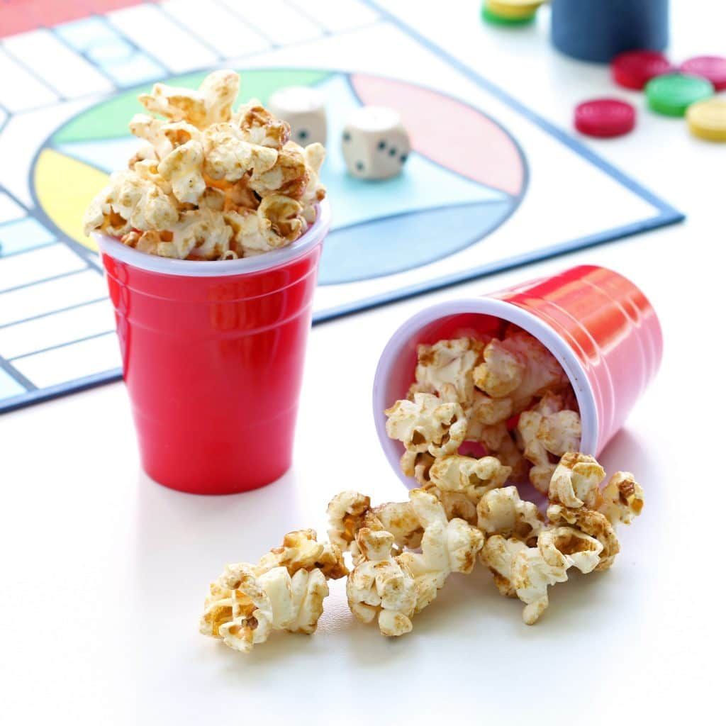 Cinnamon Roll Popcorn (Glutenfree, Plantbased, Refined