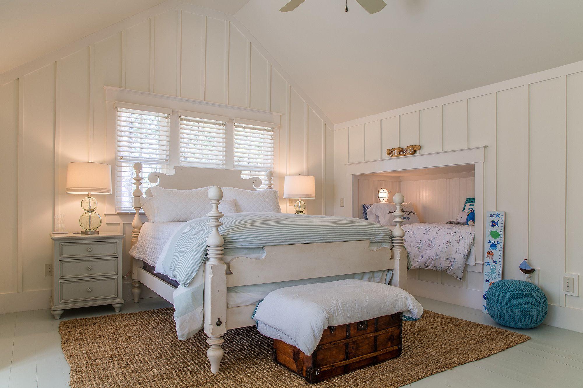 Bed Nook, Bedroom Decor