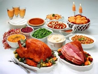 Easy Thanksgiving Ideas - Shopping Day + Traditional Thanksgiving ...