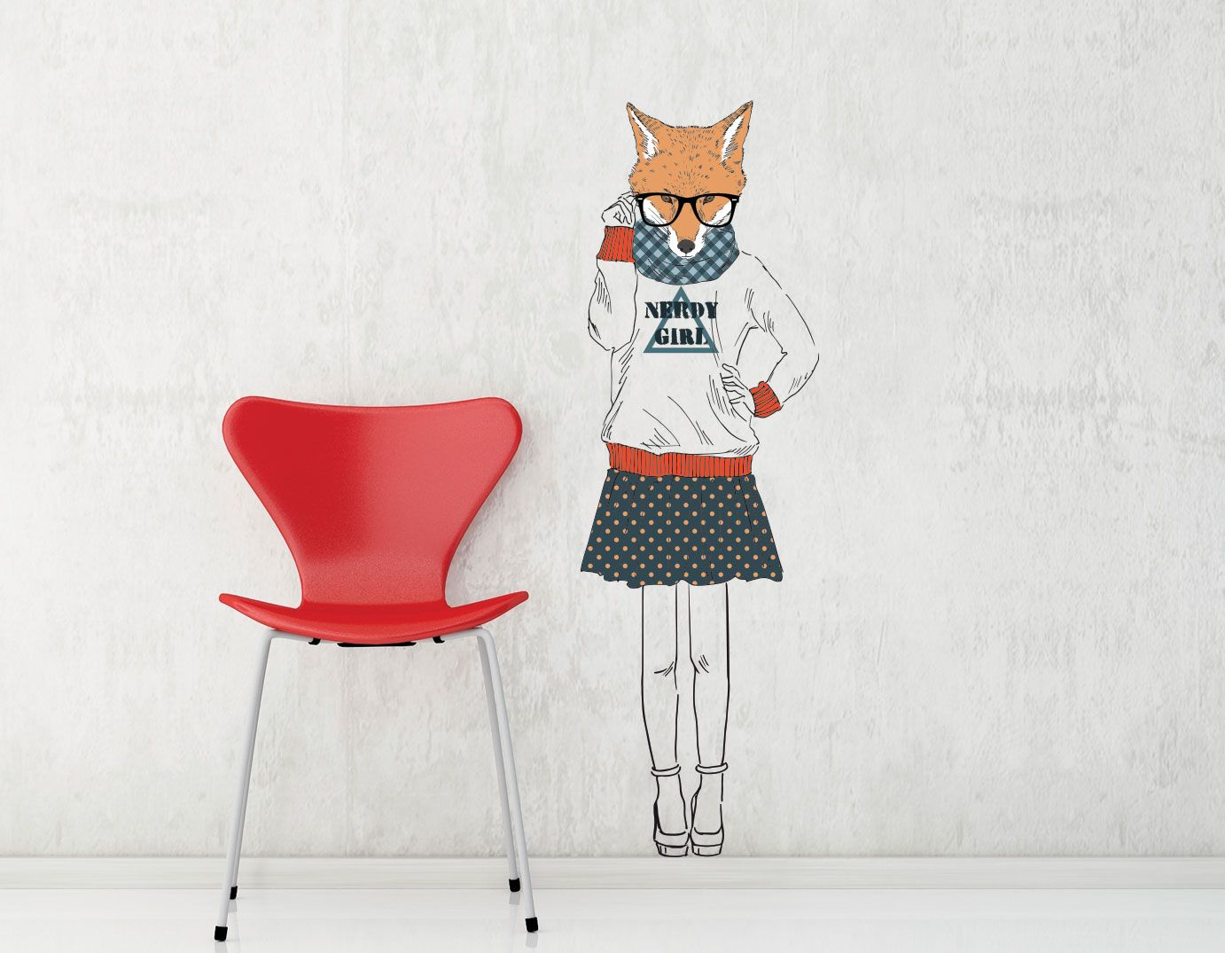 Nela- New wall decal collection by Luka