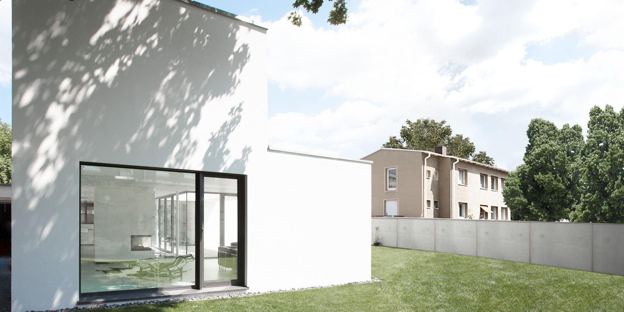 steimle architekten / wohnhaus f6, dresden