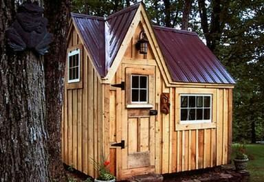 Best Pin By Amanda On She Sheds Tiny Homes In 2019 Diy Shed 400 x 300