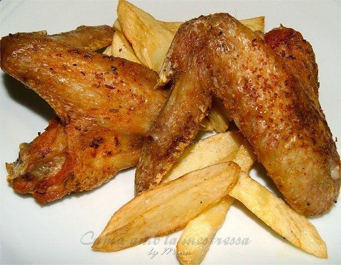Cuina amb la mestressa: Alitas de pollo adobadas