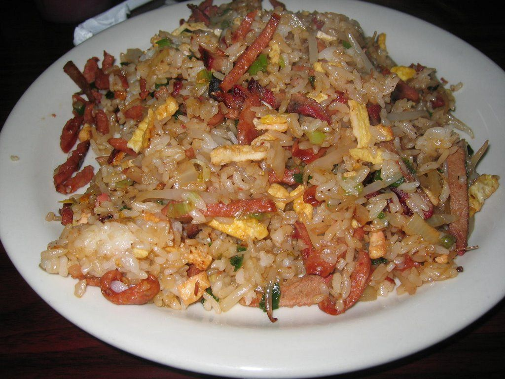 Cuisine Royale Eat Food Rutt S Hawaiian Royale With Fried Rice Eat Like You Mean It