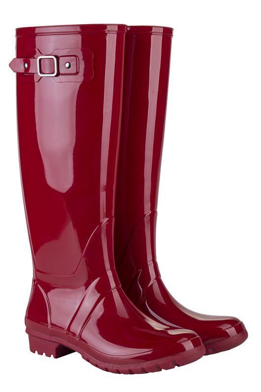 De IgorReyes Rojo Rain Rubber Pilar Y Glow 2017 BootsBoots rBCodxe