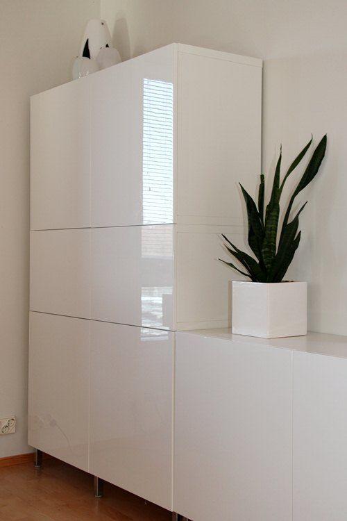 bildergebnis f r besta sideboard small space living pinterest wohnzimmer ikea schr nke. Black Bedroom Furniture Sets. Home Design Ideas
