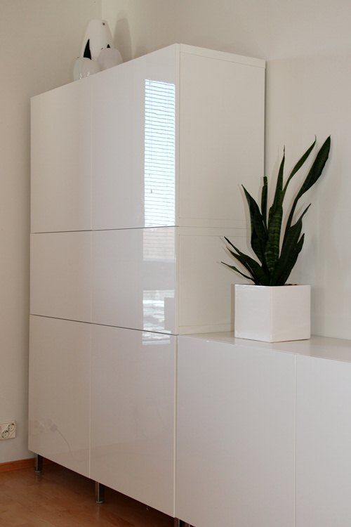 bildergebnis f r besta sideboard small space living. Black Bedroom Furniture Sets. Home Design Ideas