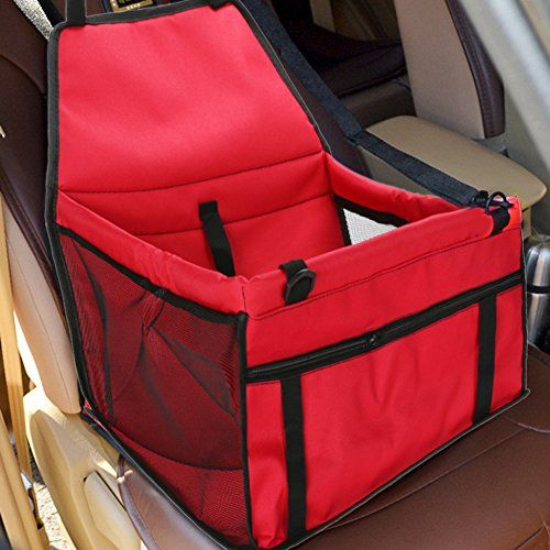 Geekercity Pet Car Booster Seat Carrier Portable Foldable Travel. Geekercity Pet Car Booster Seat Carrier Portable Foldable Travel Bag With Safety Belt Harness Cover Clipon Leash And Zipper Storage P. Seat. Seat Belt Harness Zipper At Scoala.co