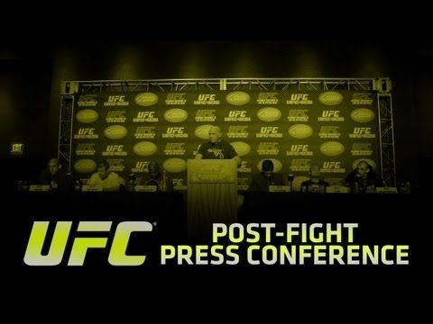 Ufc 149 Faber Vs Barao Post Fight Press Conference Boxen Com De Boxen Live Stream Das Sport Video Portal Fur Amateurboxer V Ufc Sport Videos Live Stream