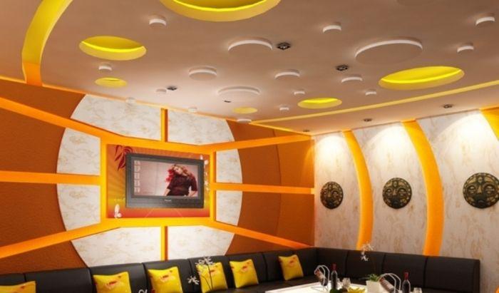 35-Dazzling-Catchy-Ceiling-Design-Ideas-2015-10 46 Dazzling & Catchy Ceiling Design Ideas 2015