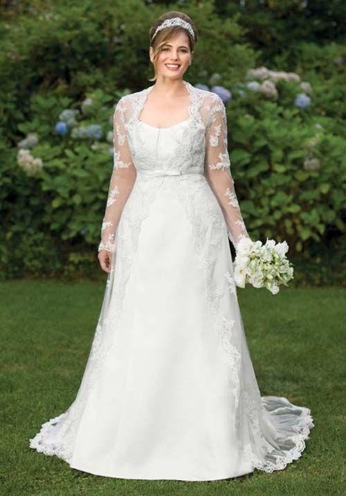 Look Stunning At Wedding In Plus Size | Kleider, Zubehör und ...