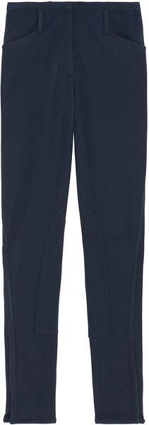 3.1 Phillip Lim Cropped Jodphur Trouser in Blue