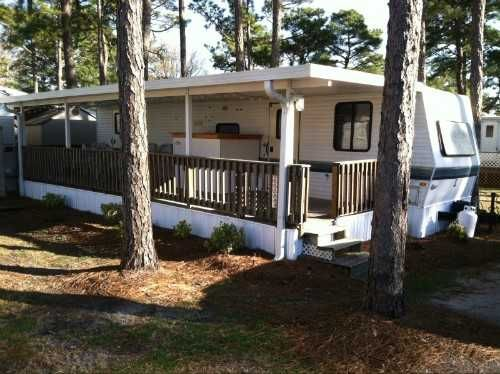 1998 37 Wilderness Camper Located In Whispering Pines