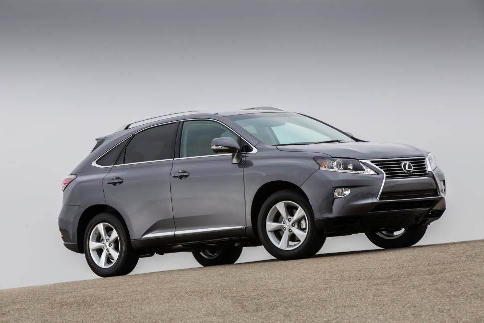 Review 2015 Lexus Rx 350 Is A Sensible Luxury Crossover Self