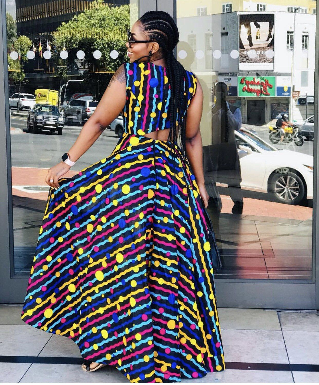Ankara Vetements Imprime Africain Ankara Robe Etsy African Print Fashion Dresses African Fashion Women African Clothing Styles