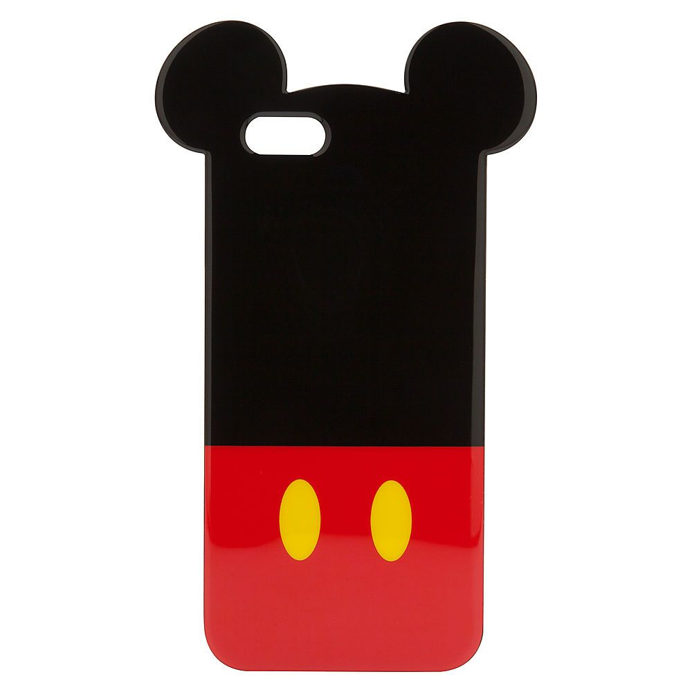 Mickey Mouse Icon Iphone 6 Case Phone Cases Disney Store