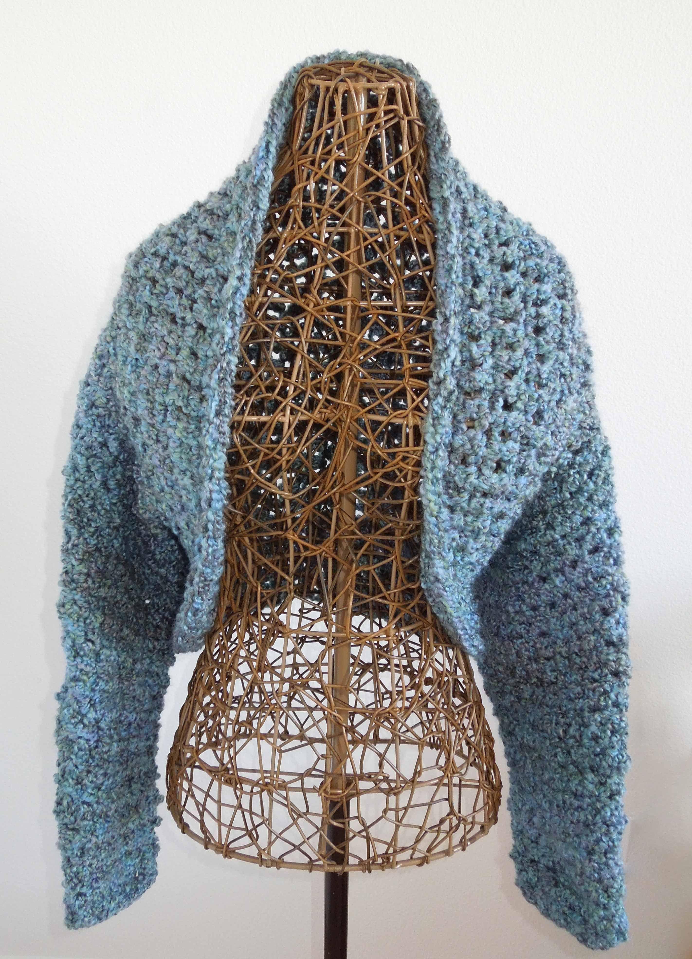 No seam shrug free crochet pattern free crochet shrug pattern no seam shrug free crochet pattern bankloansurffo Gallery